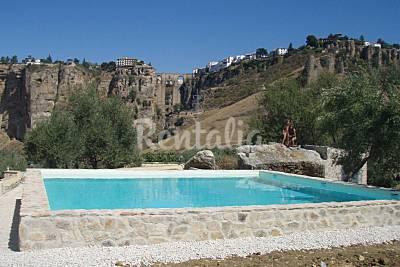 Mejores vistas de Ronda(casa de 3 habitaciones) Málaga