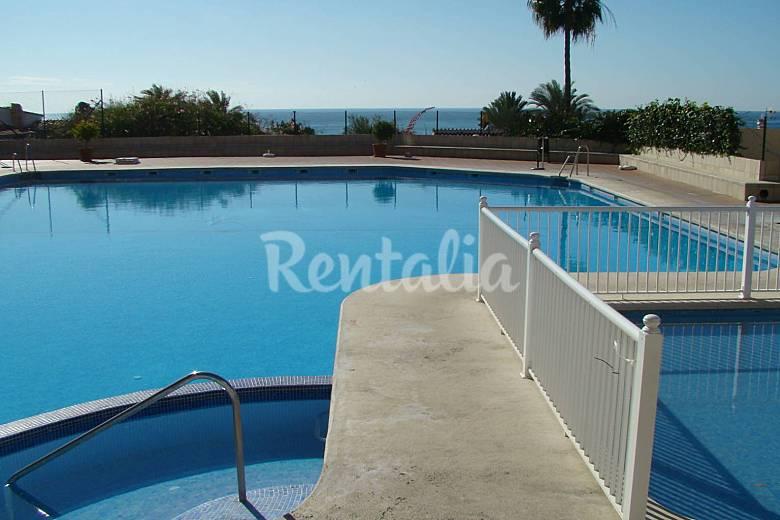 Apartment Swimming pool Málaga Torrox Apartment