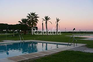 Ático en primera línea de playa Vera Playa Almería