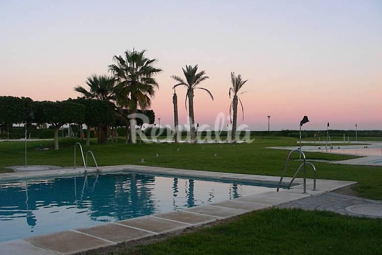Tico en primera l nea de playa vera playa vera playa for Jardin 88 doris vera hermoza