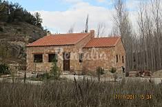 Casa de 3 habitaciones con jardín privado Teruel