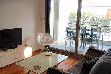 2 Comedor Girona/Gerona Roses Apartamento