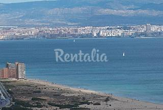 Apartamento para 4-6 personas a 2 km de la playa Alicante