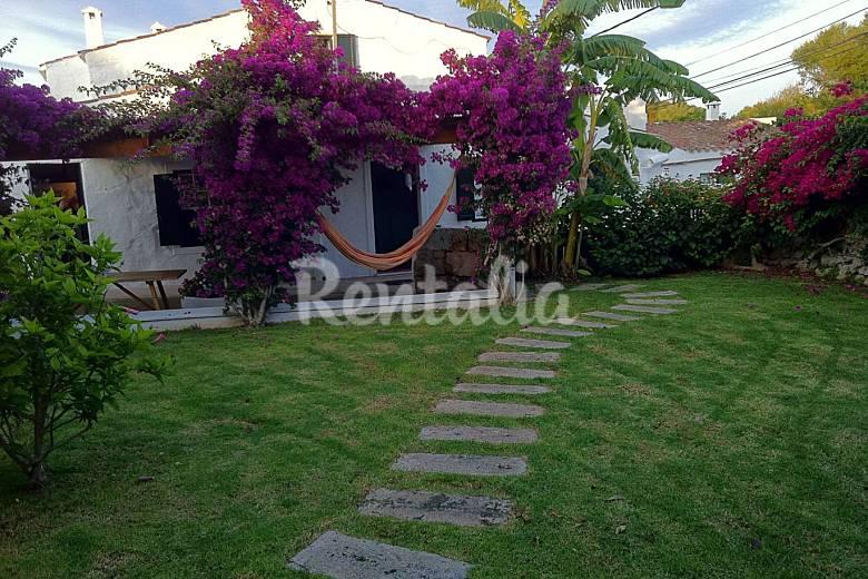 Casa Exterior del aloj. Menorca Sant Lluís Casa en entorno rural