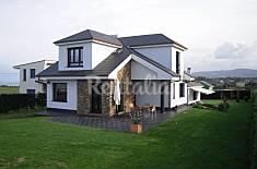 Casa en alquiler a 800 m de la playa de Porcía Asturias