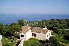 Casa de 3 habitaciones al lado playas costa sur Menorca