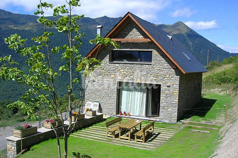 Casa de diseu00f1o en Vilamos - Valle de Aran, Pirineos Lleida/Lu00e9rida