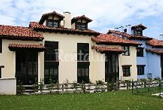 Apartment with 2 bedrooms 2.5 km from the beach Asturias