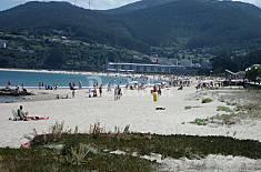 Apartamento para 4-6 personas a 30 m de la playa Lugo