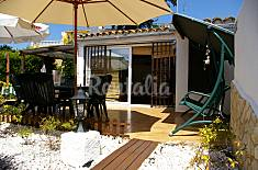 Casa de 2 habitaciones a 900 m de la playa Girona/Gerona