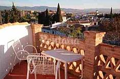Two houses with views to La  Alhambra Granada