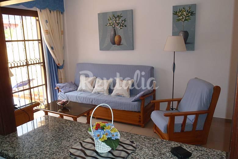 Appartement en location à 1000 m de la plage Ténériffe