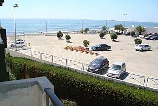 Apartamento para alugar em frente à praia Coimbra