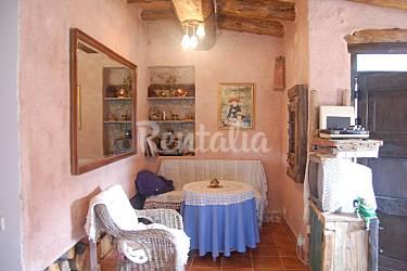 La Salón Teruel Tormón Casa en entorno rural