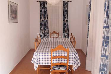 Villa Dining-room São Miguel Island Ponta Delgada Countryside villa
