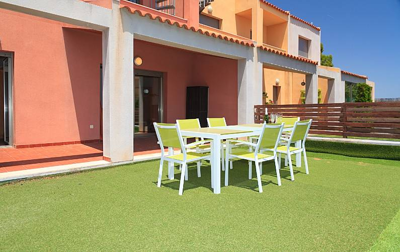 Alquiler casa villa de mar en miami playa costa dorada miami playa mont roig del camp - Alquiler casas vacacionales costa dorada ...