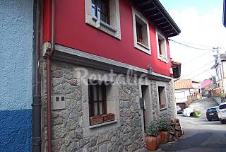 Maison en location à 500 m de la plage Asturies