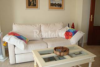 Apartment in a housing estate with swimming pool Málaga