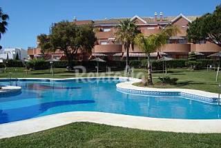 Apartamento de 2 habitaciones a 1000 m de la playa Cádiz