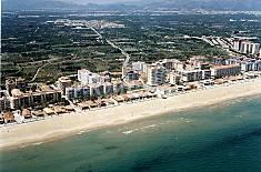 Miramar playa apartamentos en alquiler Valencia