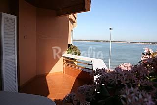 Apartamento para 4 a 9 personas a 25 m de la playa Cádiz