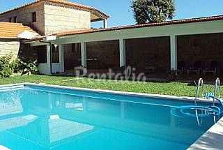 House for rent with swimming pool Porto