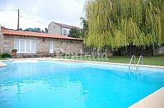 Casa situada na Região Demarcada do Vinho do Dão Coimbra