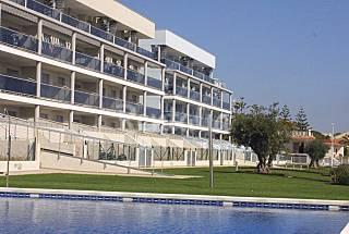 Alcocebre Don Pedro. Apartamentos en playa  Castellón