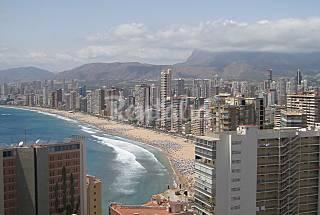 Wohnung mit 1 Zimmer, 700 Meter bis zum Strand Alicante