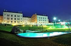 Apartamentos para 4 personas con piscina Lugo