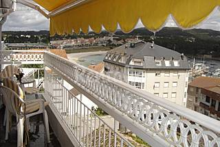 4 Apartamentos a 100 m da praia Pontevedra