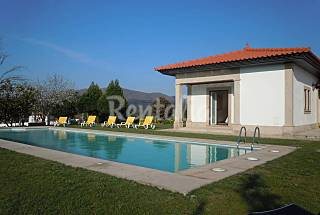 Villa for 6 people 15 km from the beach Viana do Castelo