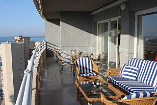Apartment for 6 people only 50 meters from the beach Alicante