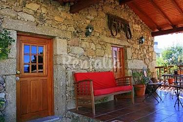 Casa Terrazza Braga Amares Casa di campagna