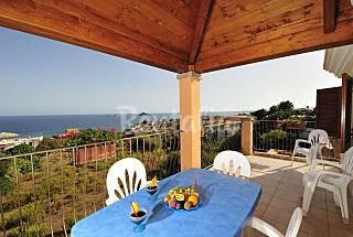 4 Apartamentos para alugar a 350 m da praia Ogliastra