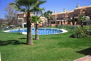 Apartamento de 2 assoalhos em um recurso confidencial Huelva