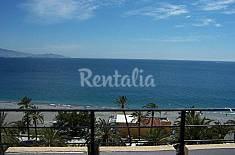Apartment with 1 bedroom only 50 meters from the beach Granada
