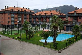 Apartment with 2 bedrooms 2 km from the beach Cantabria