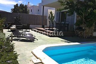 Casa para 4-5 personas a 2 km de la playa Almería