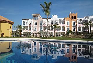 Ático con buenas vistas en campo del golf Cádiz