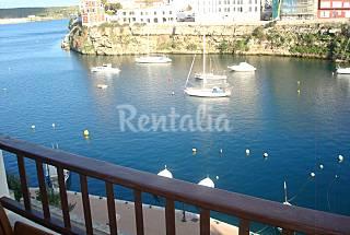 1ª linea de mar - excepcionales vistas. Apto.140m2 Menorca
