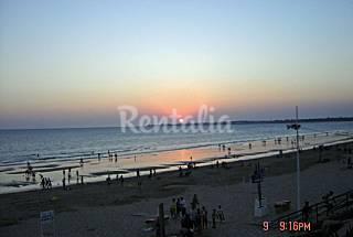 House for rent on the beach front line Cádiz