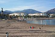 Puerto Banús large apartment on  beach front line Málaga