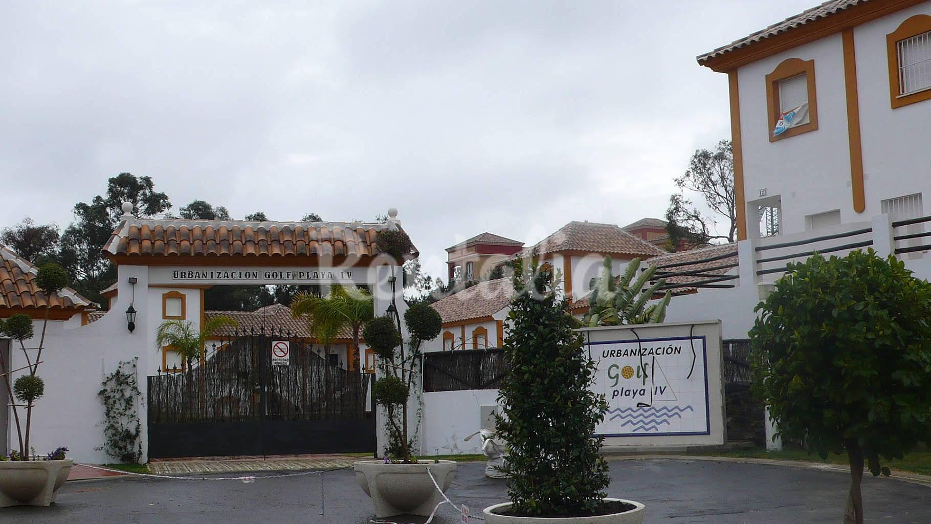 Casa en alquiler a 500 m de la playa islantilla i - Rentalia islantilla ...