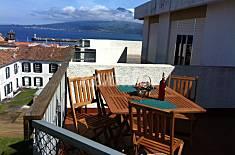Traditional Horta 2 bedroom Apartment Faial Island