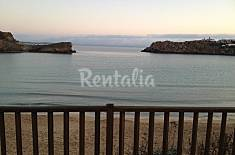 Apartamento maximo 7 personas en 1a línea de playa Menorca