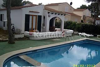 Casa en alquiler a 50 m de la playa Menorca