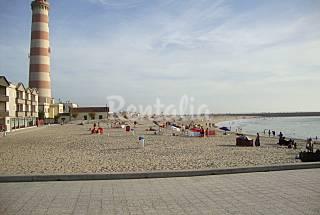 T2 (T3), 6 pessoas, praia da Barra, Ilhavo, Aveiro Aveiro