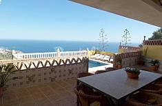 Casa con piscina privava, fantásticas vistas. Granada