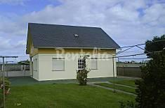 Casa en alquiler a 80 m de la playa Lugo